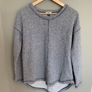 Old Navy | Knit Sweater Blue Top
